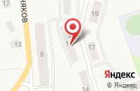 Схема проезда до компании Эверест+ в Краснотурьинске