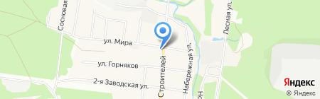 Детская школа искусств №8 на карте Екатеринбурга