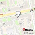 Магазин салютов Чебаркуль- расположение пункта самовывоза