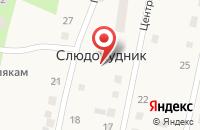 Схема проезда до компании ГеоПромКварц в Кыштыме