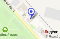 Схема проезда до компании КОНДИТЕРСКИЙ ЦЕХ НИВА в Чебаркуле