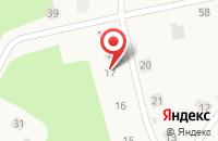 Схема проезда до компании Зуброво в Курганово