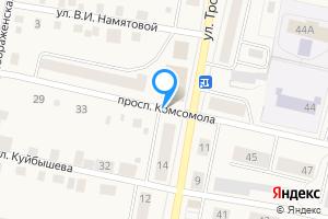 Двухкомнатная квартира в Ивделе ул 60 лет ВЛКСМ