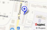 Схема проезда до компании САЛОН ОПТИКА N 30 в Ивделе