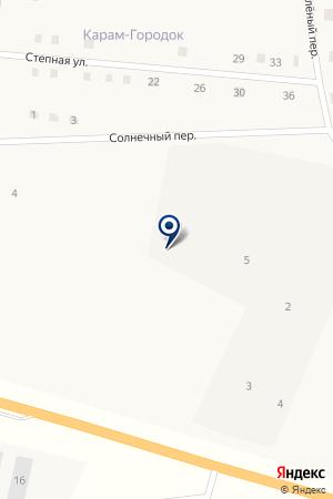 БИБЛИОТЕКА ПОС.МАЯК (ФИЛИАЛ N 18) на карте Бредов