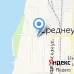 БИКИНИ на карте Среднеуральска