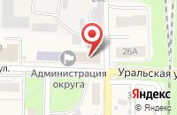 Схема проезда до компании Почтовое отделение №70 в Среднеуральске