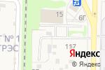 Схема проезда до компании Автостоянка в Среднеуральске