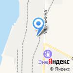Екатеринбургский завод строительных конструкций на карте Среднеуральска