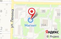 Схема проезда до компании Продуктовый магазин в Среднеуральске