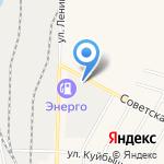 AQUAN на карте Среднеуральска