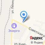 НПО Электрозавод на карте Среднеуральска