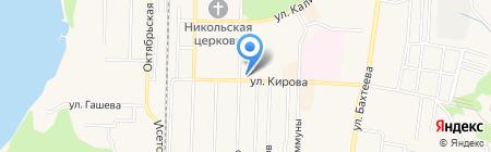 УГМК-Медицина на карте Среднеуральска