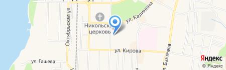 Ростелеком на карте Среднеуральска