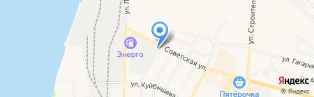 Спецтранс на карте Среднеуральска
