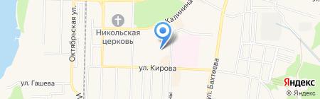 Детский сад №39 на карте Среднеуральска