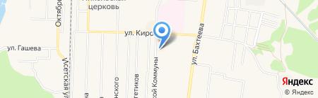 Урожай на карте Среднеуральска