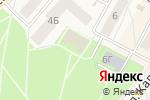 Схема проезда до компании Городская библиотека в Среднеуральске
