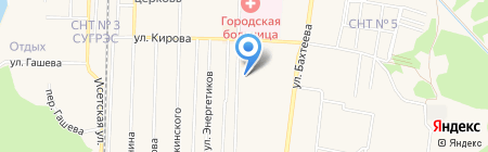 L-Стиль на карте Среднеуральска