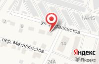 Схема проезда до компании Мастерская по реставрации пухо-перьевых изделий в Среднеуральске