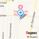 Sevencom на карте Среднеуральска