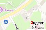 Схема проезда до компании Урожай в Среднеуральске