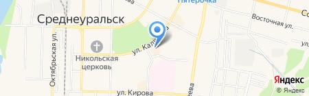 Кадр на карте Среднеуральска