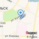 Дента-Люкс на карте Среднеуральска