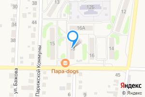 Сдается двухкомнатная квартира в Среднеуральске ул. Бахтеева, 18