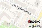 Схема проезда до компании Визит в Среднеуральске