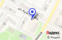 Схема проезда до компании АВТОМАГАЗИН ФАРКОП в Среднеуральске
