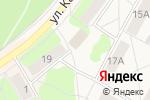 Схема проезда до компании ЖуКоВ в Среднеуральске