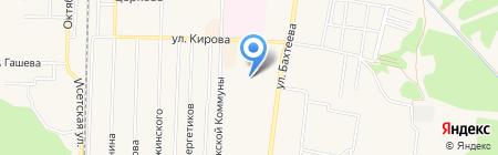 Детский сад №15 на карте Среднеуральска
