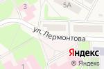 Схема проезда до компании Курико в Среднеуральске