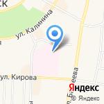 Родильный дом на карте Среднеуральска