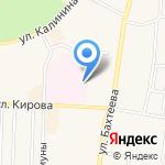Женская консультация на карте Среднеуральска