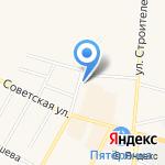 Урал-АТ на карте Среднеуральска
