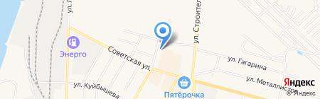 На колесах.ru на карте Среднеуральска