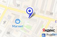 Схема проезда до компании СЕТЬ САЛОНОВ СОТОВОЙ СВЯЗИ МТС в Среднеуральске