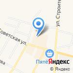 Автомагазин запчастей для иномарок на карте Среднеуральска