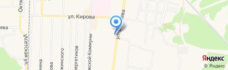 Фармация на карте Среднеуральска