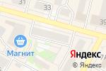 Схема проезда до компании Qiwi в Среднеуральске