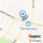 Qiwi на карте Среднеуральска