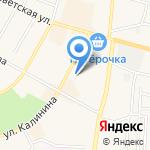 Росгосстрах на карте Среднеуральска