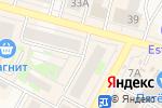 Схема проезда до компании Вершина в Среднеуральске