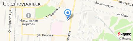 Домовая кухня на карте Среднеуральска