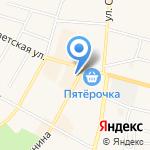 Ситилаб на карте Среднеуральска