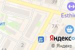 Схема проезда до компании Любимый в Среднеуральске