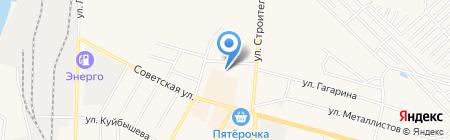 Ветеринарный участок на карте Среднеуральска