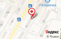 Схема проезда до компании Орхидия в Среднеуральске